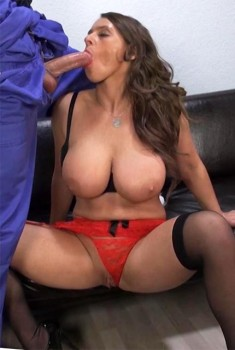 Sexy Susi: German Big Breasted MILF Fucking And Sucking 1080p Cover