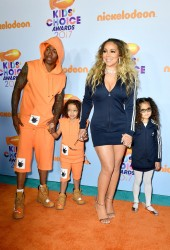 Mariah Carey - 2017 Nickelodeon Kids Choice Awards in LA 3/11/17