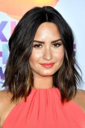 Demi Lovato - 2017 Nickelodeon Kids Choice Awards in LA 3/11/17