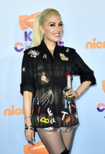 Gwen Stefani - 2017 Nickelodeon Kids Choice Awards in LA 3/11/17