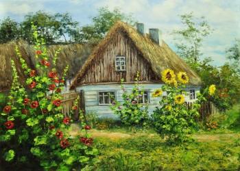 Прекрасная живопись - 2017 (68 картин) JPG