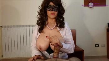 Masked Eva (My Boobs Will Make You Cum / 11/17/16)