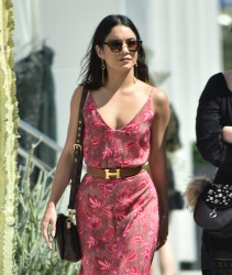 Vanessa Hudgens - Out in West Hollywood 3/12/17
