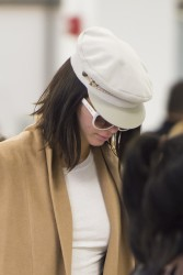 Kendall Jenner - At Miami International Airport 3/13/17