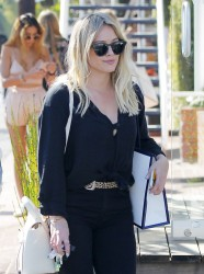 Hilary Duff - Out in West Hollywood 3/12/17