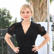 """Kristen Bell -                 """"Chips"""" Press Conference West Hollywood March 11th 2017."""