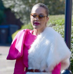 Rita Ora - Out in London 3/13/17