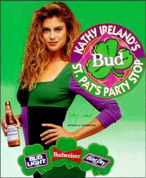 Kathy Ireland presents St. Patrick's Day!