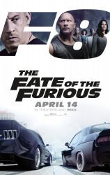 Charlize Theron -             The Fate of the Furious (2017) Poster and Stills.