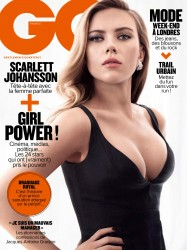 Scarlett Johansson -             GQ Magazine (France) March 2017 Craig McDean Photos.