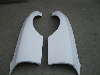 Rear Fender Vents