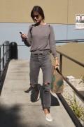 Alessandra Ambrosio - Shopping at Whole Foods in Santa Monica 3/14/17