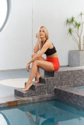 Julianne Hough -                       MPG Spring 2017 Collection.