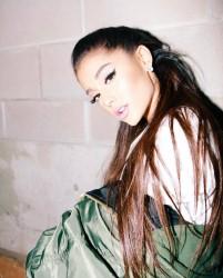Ariana Grande - Alfredo Flores Shoot (2017)