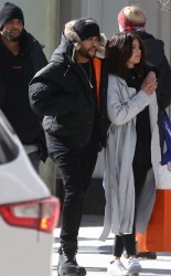 Selena Gomez - Shopping in Toronto 3/16/17