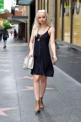 Dove Cameron - Out in Hollywood 3/16/17