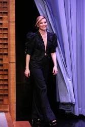 "Elizabeth Banks -               ""Jimmy Fallon'' New York City March 16th 2017."