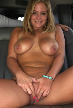 Blonde With Big Natural Tits Gets Creampie 720p Cover