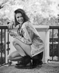 Nina Dobrev - Photoshoot by Eric Ray Davidson 3/9/17