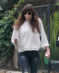 Jessica Biel - Out in Santa Monica 3/17/17