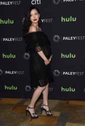 Christian Serratos - PaleyFest Los Angeles Opening Night Presentation: 'The Walking Dead' 3/17/17