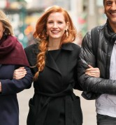 Jessica Chastain -             New York City March 18th 2017.