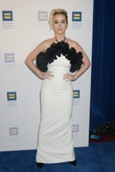 Katy Perry - Human Rights Campaign 2017 Los Angeles Gala Dinner 3/18/17