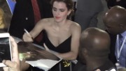 Emma Watson cleavage in LA, March 2017
