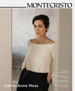 Carrie-Anne Moss - 2017 Eddie Chacon Photoshoot for Montecristo magazine x5