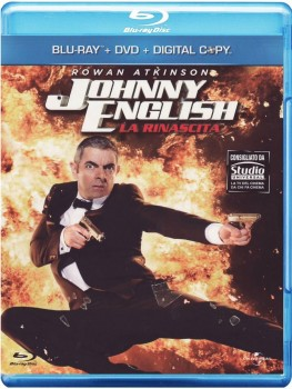 Johnny English - La rinascita (2011) Full Blu-Ray 41Gb VC-1 ITA DTS 5.1 ENG DTS-HD MA 5.1 MULTI