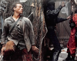 Киборг / Cyborg; Жан-Клод Ван Дамм (Jean-Claude Van Damme), 1989 F3a50d539398457