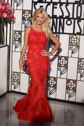 Victoria Silvstedt -            Rose Ball Monte Carlo March 18th 2017.