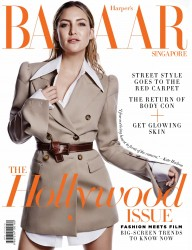 Kate Hudson -               Harper's Bazaar Magazine (Singapore) April 2017 Simon Upton Photos.