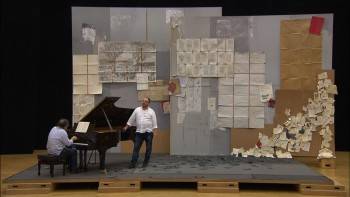 Franz Schubert: Winterreise (2015) Blu-ray 1080i AVC LPCM 2.0