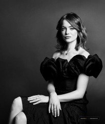 Emma Stone - The Hollywood Reporter