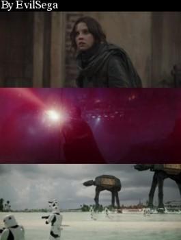 Rogue One: Una historia de Star Wars (2016) [BR-Screener][Castellano]
