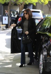 Patricia Heaton L-M-G-B Out & About