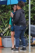 Lea Michele -              Untitled City Mayor Project Set Los Angeles March 21st 2017.