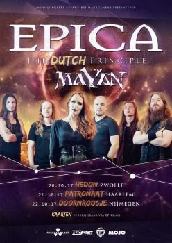 EPICA: The Dutch Principle Tour 9c6982539710163