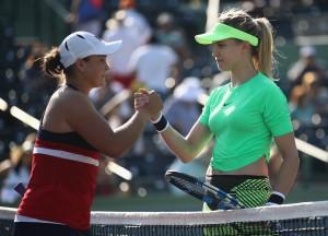 Genie Bouchard - Miami Open - 03/22/2017