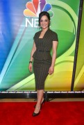 Archie Panjabi - candids attending the NBC Universal Mid Season press day, March 2nd 2017