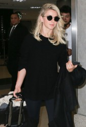 Julianne Hough - At LAX Airport 3/23/17