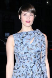 Gemma Arterton - 'Their Finest' Premiere in NYC 3/23/17