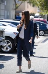 Jessica Biel - Out in Santa Monica 3/24/17