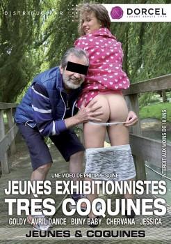 Marc Dorcel -  Jeunes Exhibitionnistes Tres Coquines (2016) 720p Cover