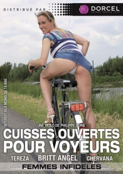 Marc Dorcel - Cuisses Ouvertes Pour Voyeur 720p Cover