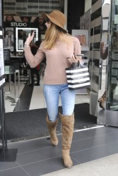 Ashley Greene - Shopping in Beverly Hills 3/25/17