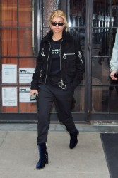 Sofia Richie - Leaving her hotel in NYC 3/26/17