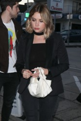 Ashley Benson - At the Catch in LA 3/25/17