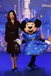 Olga Kurylenko -              Disneyland Paris 25th Anniversary Celebration March 26th 2017.